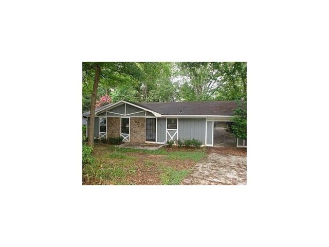 1726 W Austin Road, Decatur, GA 30032 (MLS #5923600) :: Carrington Real Estate Services