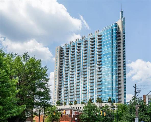 860 Peachtree Street NE #2516, Atlanta, GA 30308 (MLS #5923605) :: North Atlanta Home Team