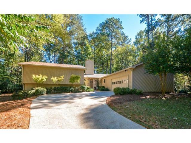 4806 Bishop Creek Court, Marietta, GA 30062 (MLS #5923615) :: North Atlanta Home Team