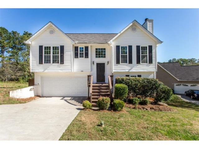 995 Twin Brook Court NW, Lawrenceville, GA 30043 (MLS #5923628) :: Carrington Real Estate Services