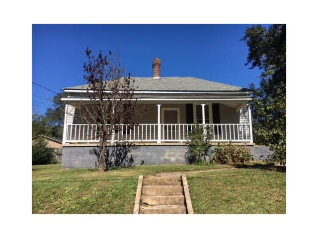 1598 NE Park Street, Conyers, GA 30236 (MLS #5923631) :: Carrington Real Estate Services