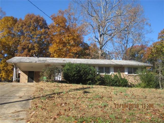 3833 Wedgefield Circle, Decatur, GA 30035 (MLS #5923652) :: Carrington Real Estate Services
