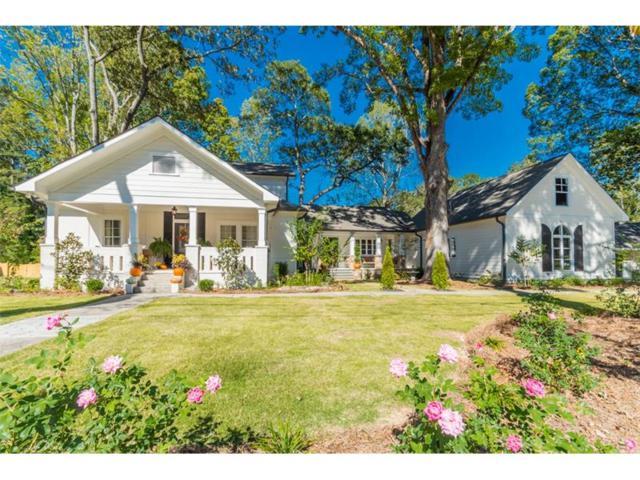 757 Powder Springs Street SE, Smyrna, GA 30080 (MLS #5923699) :: Carrington Real Estate Services