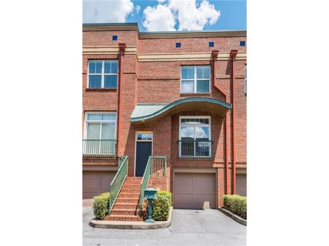 48 Emerson Hill Square, Marietta, GA 30060 (MLS #5923719) :: Dillard and Company Realty Group