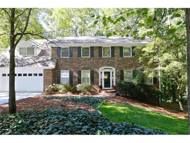 275 Whisperwood Drive, Roswell, GA 30075 (MLS #5923738) :: RE/MAX Prestige