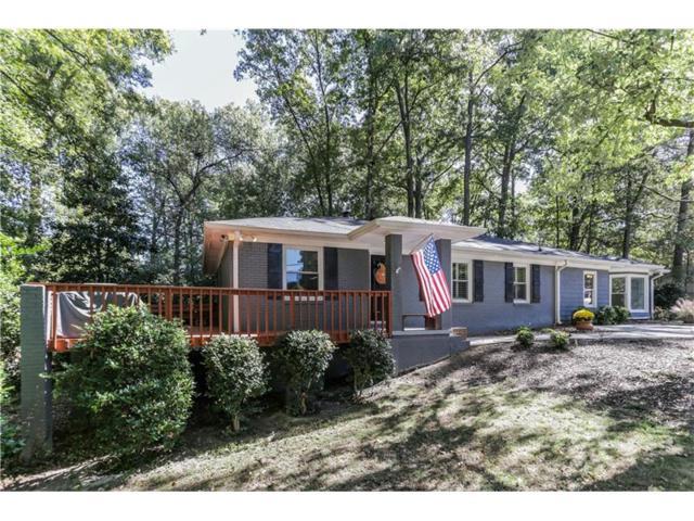 2661 Caldwell Road NE, Brookhaven, GA 30319 (MLS #5923741) :: Rock River Realty