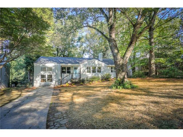 2374 Wineleas Road, Decatur, GA 30033 (MLS #5923747) :: The Hinsons - Mike Hinson & Harriet Hinson
