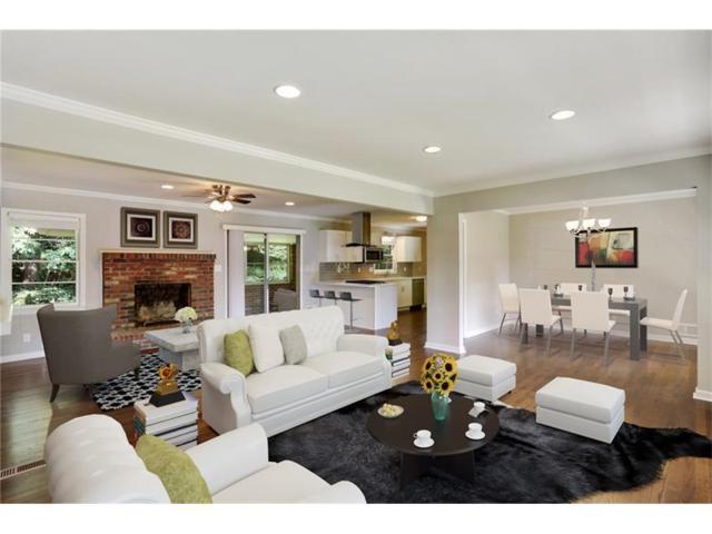 1663 Deerfield Circle, Decatur, GA 30033 (MLS #5923765) :: Carrington Real Estate Services
