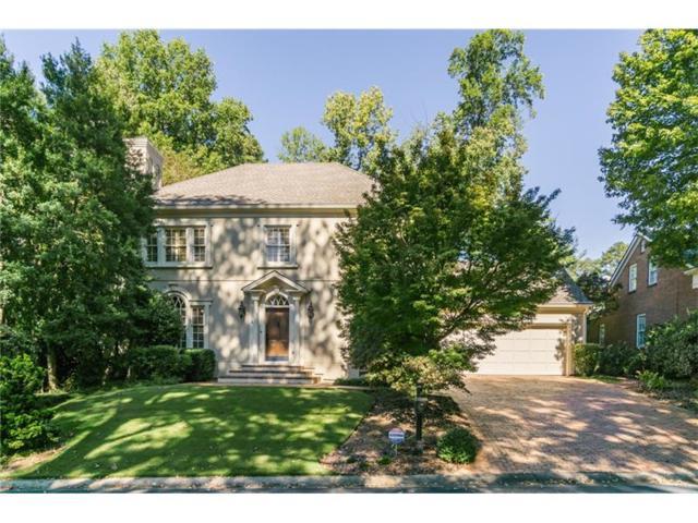 4523 Woodhaven NE, Marietta, GA 30067 (MLS #5923878) :: RE/MAX Paramount Properties