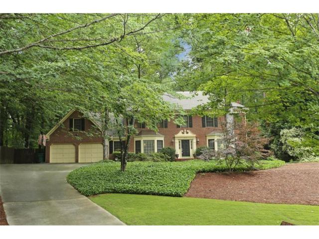 415 Spindle Court, Sandy Springs, GA 30350 (MLS #5923882) :: RE/MAX Paramount Properties