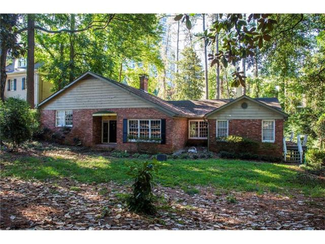 689 Longleaf Drive NE, Atlanta, GA 30342 (MLS #5923887) :: North Atlanta Home Team
