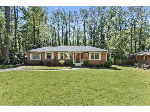 1012 Homewood Court, Atlanta, GA 30033 (MLS #5923916) :: Rock River Realty