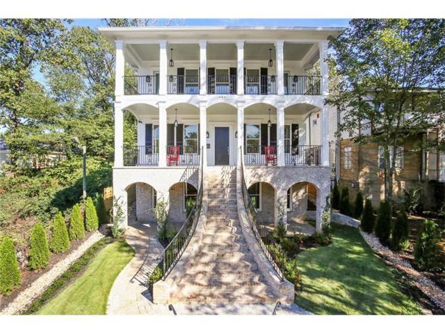1185 N Highland Avenue NE, Atlanta, GA 30306 (MLS #5923925) :: Charlie Ballard Real Estate
