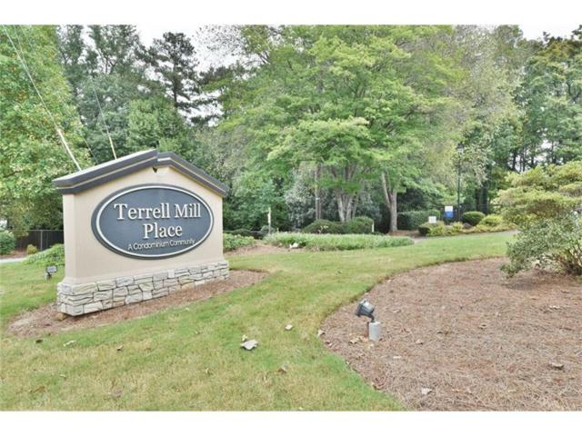 1535 Terrell Mill Place SE C, Marietta, GA 30067 (MLS #5923931) :: RE/MAX Paramount Properties