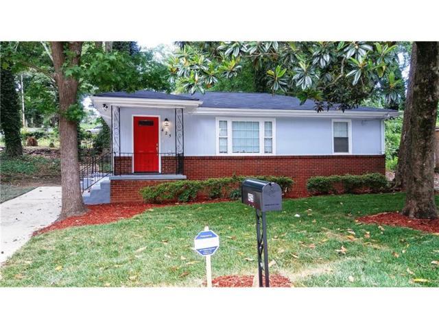 425 New Jersey Avenue, Atlanta, GA 30314 (MLS #5923940) :: Charlie Ballard Real Estate