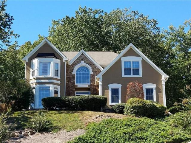 803 Oak Trail Drive, Marietta, GA 30062 (MLS #5923963) :: RE/MAX Paramount Properties