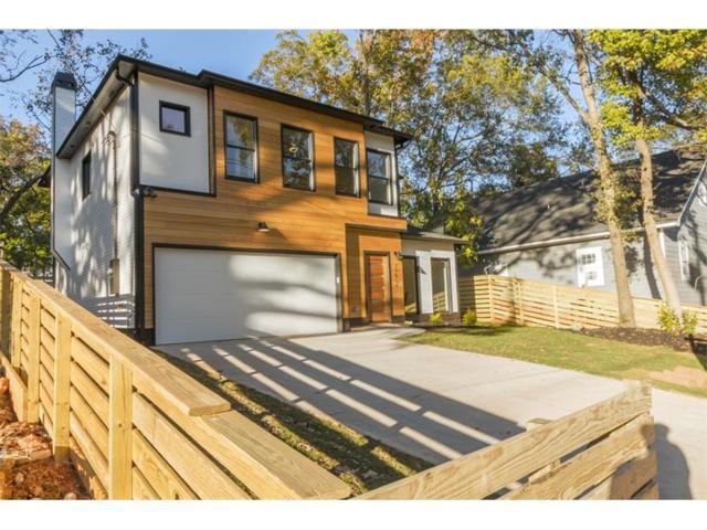 1272 Arkwright Place SE, Atlanta, GA 30317 (MLS #5923968) :: Rock River Realty