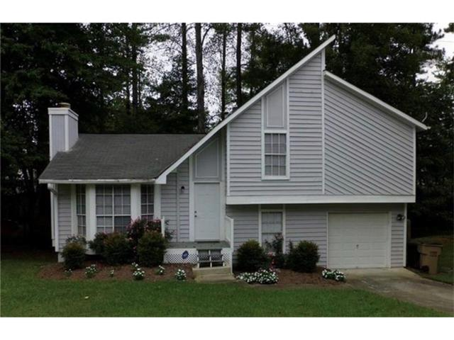 892 Shiloh Ridge Run NW, Kennesaw, GA 30144 (MLS #5923985) :: Dillard and Company Realty Group