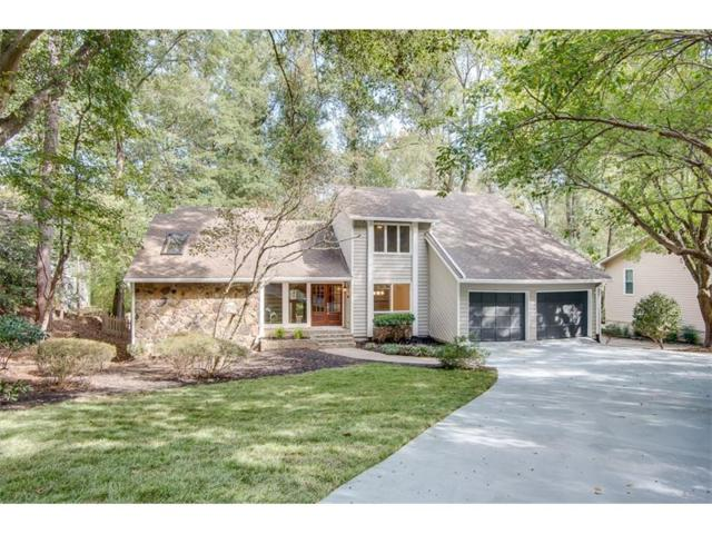 250 Mark Trail, Sandy Springs, GA 30328 (MLS #5924003) :: Rock River Realty