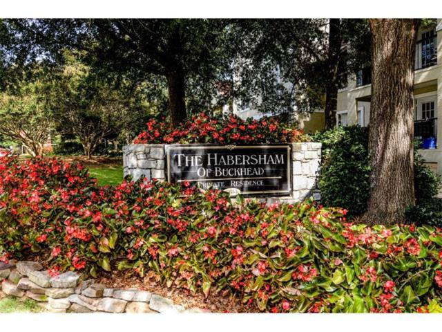 3655 Habersham Road NE #227, Atlanta, GA 30305 (MLS #5924029) :: Rock River Realty