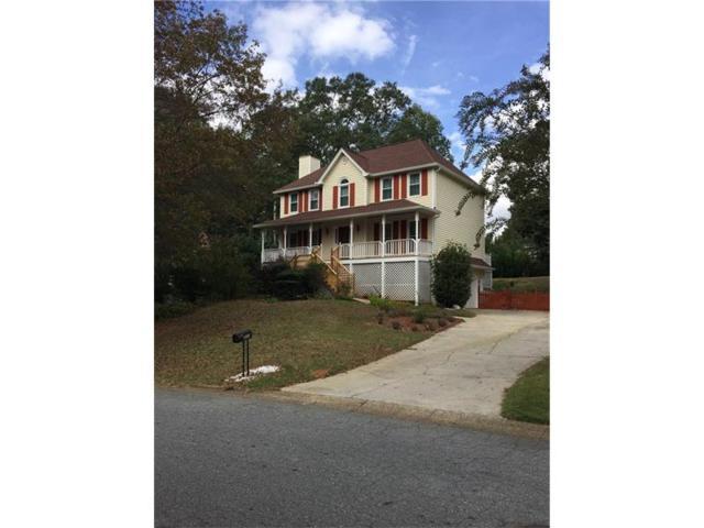 322 Justin Drive, Woodstock, GA 30188 (MLS #5924098) :: RE/MAX Paramount Properties