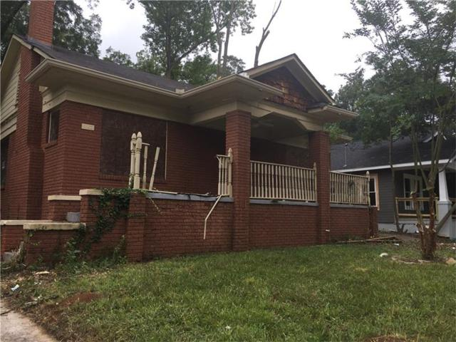 1163 Oakland Drive SW, Atlanta, GA 30310 (MLS #5924126) :: RE/MAX Paramount Properties