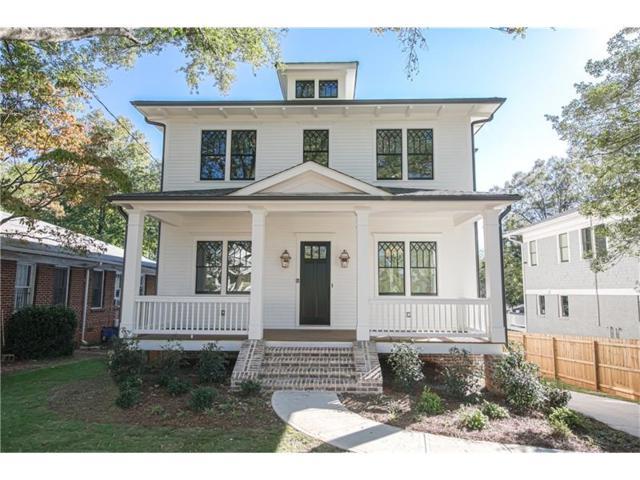 109 E Hill Street, Decatur, GA 30030 (MLS #5924166) :: Path & Post Real Estate