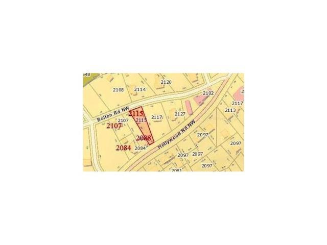 2084 Hollywood Road NW, Atlanta, GA 30318 (MLS #5924256) :: North Atlanta Home Team