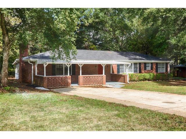 4480 Bannister Drive, Powder Springs, GA 30127 (MLS #5924374) :: North Atlanta Home Team