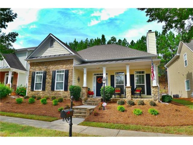 847 Scales Road, Suwanee, GA 30024 (MLS #5924434) :: RE/MAX Prestige