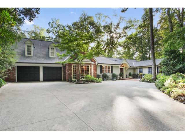 366 Blackland Road, Atlanta, GA 30342 (MLS #5924498) :: North Atlanta Home Team