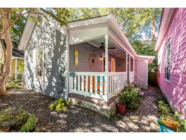 139 Savannah Street, Atlanta, GA 30316 (MLS #5924551) :: RE/MAX Prestige