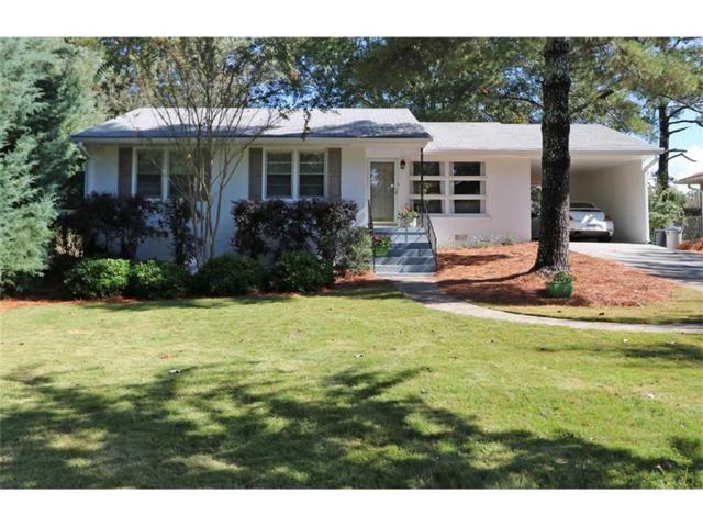 187 Kirkpatrick Drive, Marietta, GA 30064 (MLS #5924667) :: North Atlanta Home Team