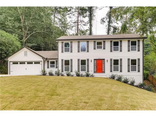 1517 Old Spring House Lane, Atlanta, GA 30338 (MLS #5924671) :: North Atlanta Home Team