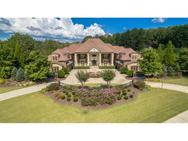 15975 Manor Club Drive, Milton, GA 30004 (MLS #5924759) :: North Atlanta Home Team
