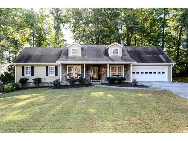 321 Willow Glenn Court, Marietta, GA 30068 (MLS #5924929) :: North Atlanta Home Team