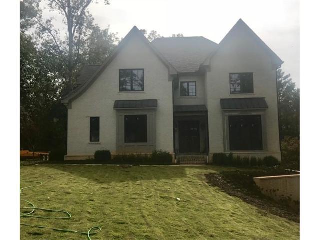 230 Danbury Lane NW, Atlanta, GA 30327 (MLS #5924933) :: North Atlanta Home Team