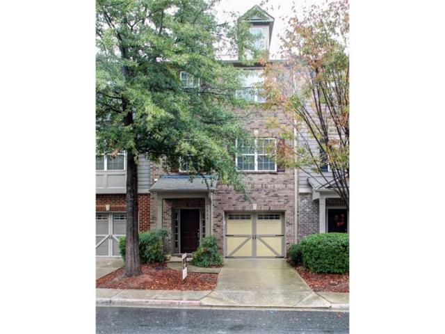 1444 Dolcetto Trace NW #16, Kennesaw, GA 30152 (MLS #5924940) :: North Atlanta Home Team