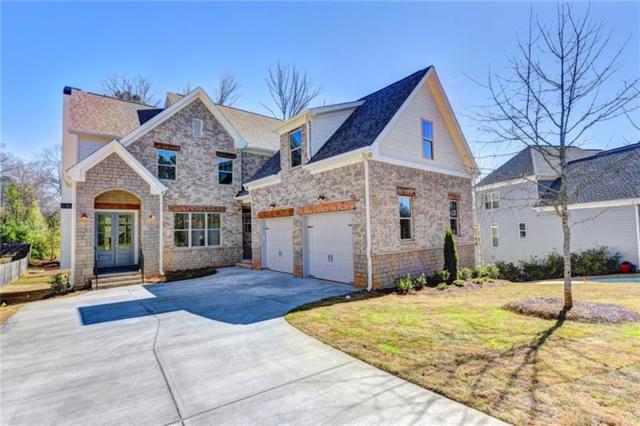 1010 Highland Village Trail, Mableton, GA 30126 (MLS #5925098) :: North Atlanta Home Team