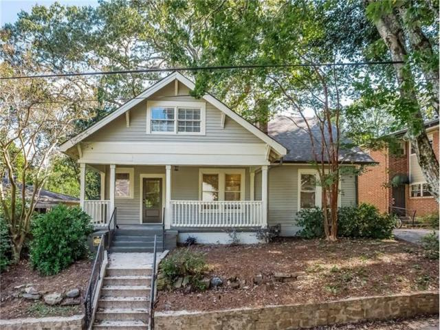 151 Hale Street NE, Atlanta, GA 30307 (MLS #5925209) :: North Atlanta Home Team