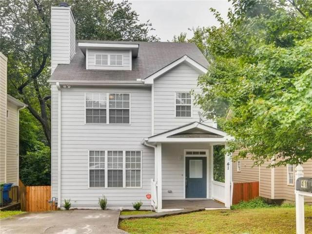 41 Montgomery Street NE, Atlanta, GA 30307 (MLS #5925502) :: North Atlanta Home Team