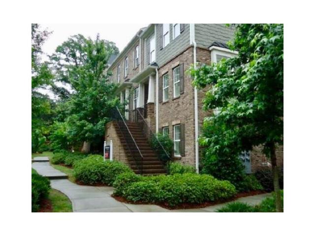 1418 Briarhaven Trail Ne22, Brookhaven, GA 30319 (MLS #5925714) :: North Atlanta Home Team