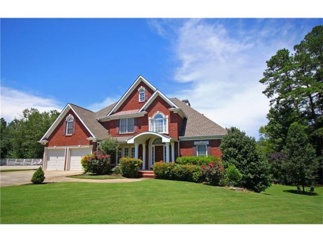 1156 Cockrell Court NW, Kennesaw, GA 30152 (MLS #5926113) :: North Atlanta Home Team