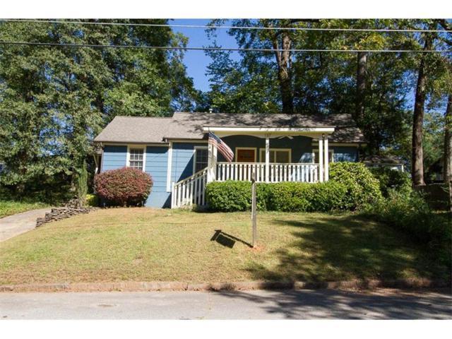 137 Ridgeland Avenue, Decatur, GA 30030 (MLS #5926354) :: North Atlanta Home Team