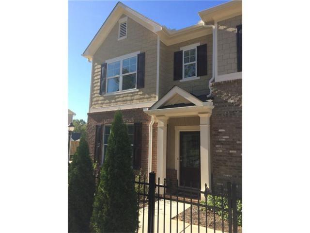 245 Aventine Lane #1, Smyrna, GA 30082 (MLS #5926808) :: North Atlanta Home Team