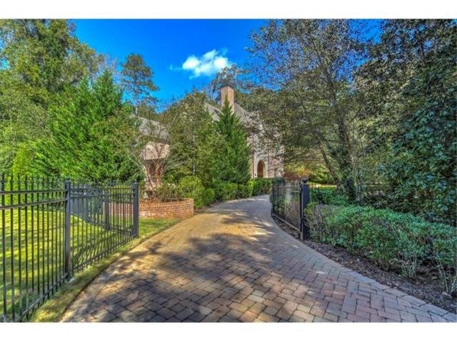 765 Crest Valley Drive, Atlanta, GA 30327 (MLS #5926912) :: North Atlanta Home Team
