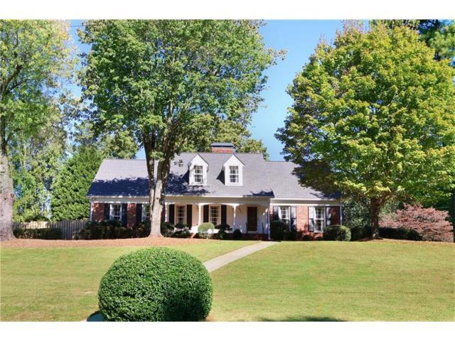 6975 Hunters Branch Drive, Sandy Springs, GA 30328 (MLS #5927061) :: North Atlanta Home Team