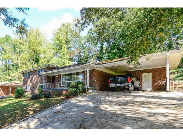 2432 Dawn Drive, Decatur, GA 30032 (MLS #5927133) :: North Atlanta Home Team