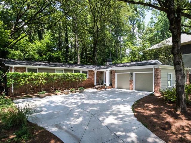 3706 Donaldson Drive NE, Brookhaven, GA 30319 (MLS #5927399) :: North Atlanta Home Team