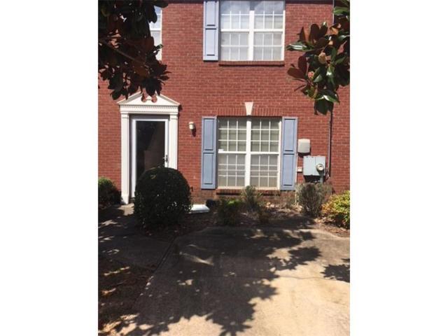 5796 Strathmoor Manor Circle #0, Lithonia, GA 30058 (MLS #5927421) :: North Atlanta Home Team